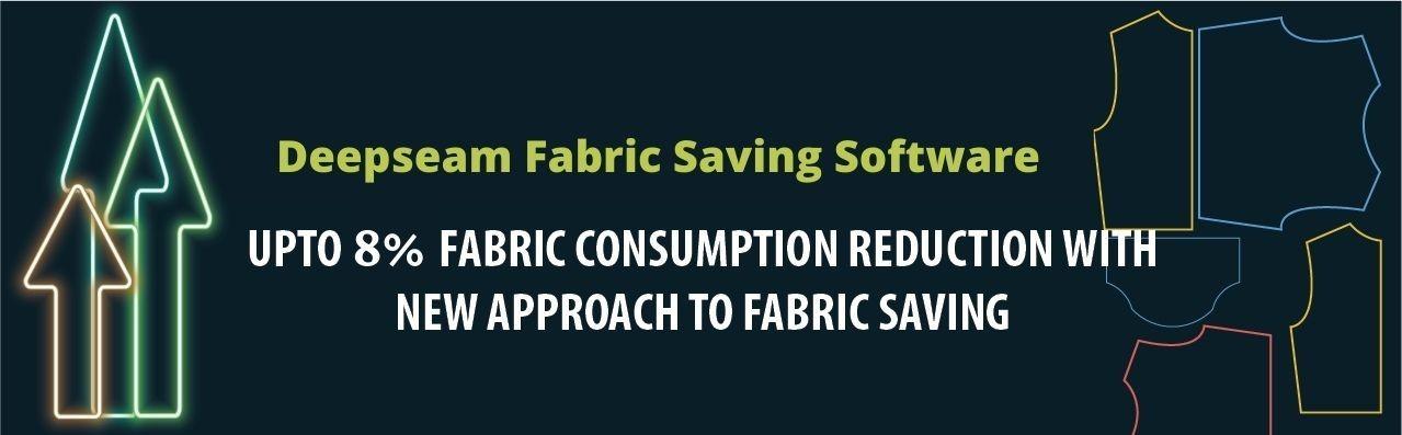 Fabric saving software